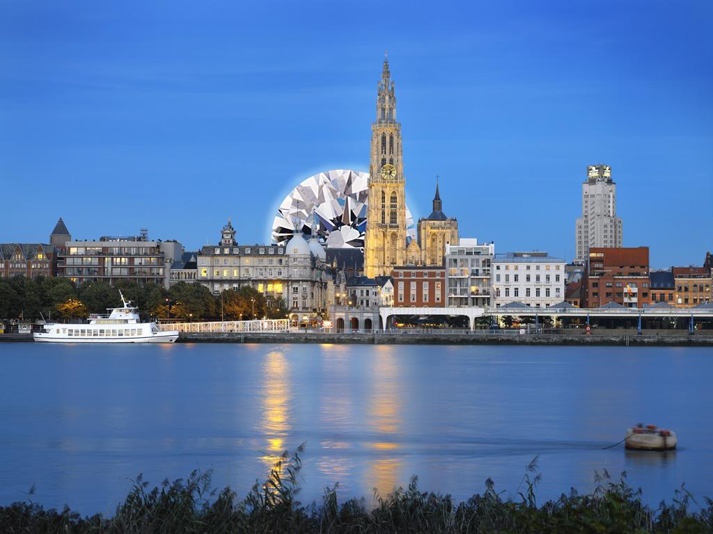 Antwerp Belgium photo