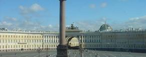 St. Petersburg trip
