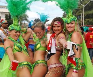 2013 Carnivals around the world