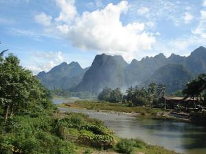Laos-trip