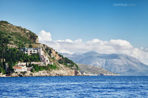 Travel photography of Dubrovnik Croatia