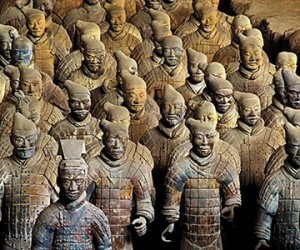 Beijing tours to terracotta warriors
