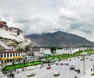 Tibet travel permit