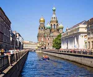 St Petersburg tours