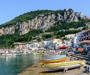 A trip to Paradise: Capri Island