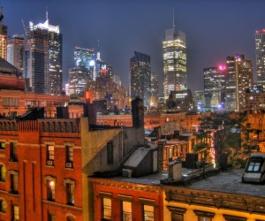 New York Rooftop Tour