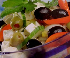 Vegetarian and Vegan Mediterranean Menus (Part 2)
