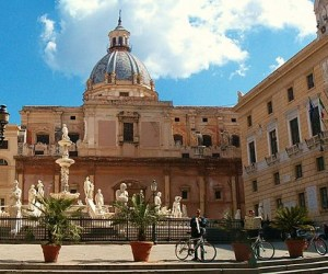 The happy side of Palermo