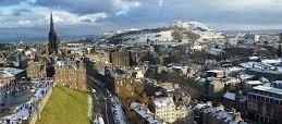 Top 5 things to see in Edinburgh