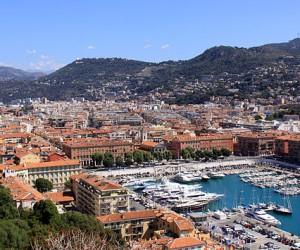 A walk or a drive through Nice
