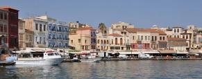 Chania, a surprising Greek destination