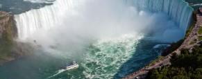 Why should you travel to Niagara falls?