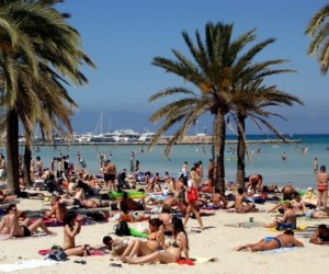 Fun in the sun in Mallorca
