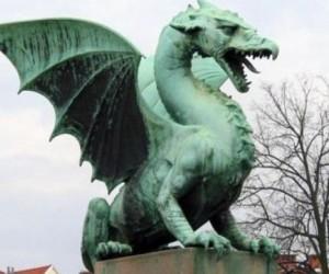 Why visit Ljubljana? The dragons!
