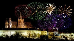 Christmas and New Year's Eve in Prague