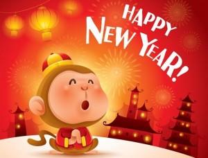Happy New Chinese Year!