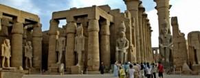The wonders of Luxor