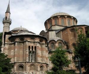 The Byzantine legacy in Turkey
