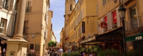 The wonderful Aix en Provence