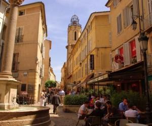 The wonderful Aix en Provence
