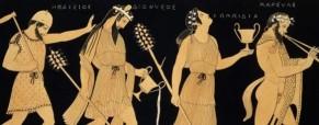 The Greek Gods ABC – Part 2