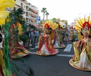 TENERIFE- Events in Tenerife in August 2016