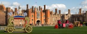 Hampton Court, a historical destination