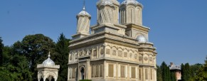 A lesson in Romanian culture: Curtea de Arges