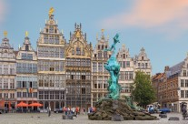 Antwerp: a rendez-vous with art
