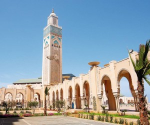 Escaping the cold: a trip to Morocco