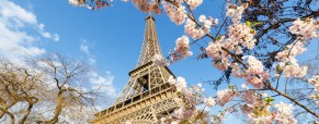The best destinations for spring 2018 – France