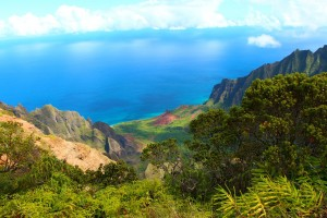 Nature Beach Nofilter Napali Hawaii Kauai Ocean