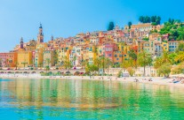 The French Riviera, a beautiful corner of paradise