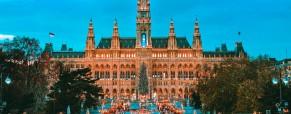 A city break to Vienna